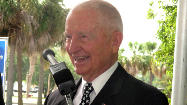 Henry Ross Perot, American businessman and billionaire. (Photo: AP)
