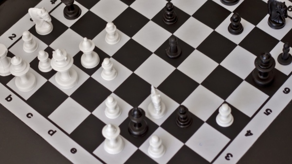 Chessboard (Image: Thinkstock)