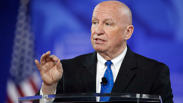 House Ways and Means Chairman Kevin Brady. (Photo: AP)