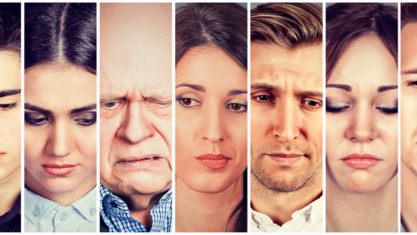 Clients can have mixed feelings about their advisors. (Image: Shutterstock)