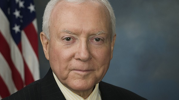 Sen. Orrin Hatch, R-Utah (Photo: Hatch)